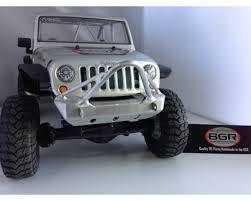 jeep stinger bumper bgr fabrications scx10 jeep rubicon front stinger bumper w tube