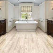 wainscoting bathroom pictures with laminate flooring and bath tub