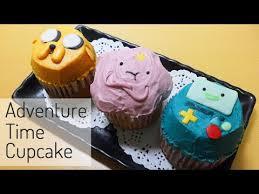 어드벤쳐타임 컵케익 how to decorate a adventure time cupcake