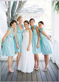 aquamarine bridesmaid dresses bridesmaid dress infinity dress aquamarine knee length wrap
