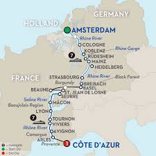 amsterdam to cote d azur river cruise avalon cruises