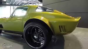 corvette restomod chevrolet corvette resto mod 1963 stock a0017