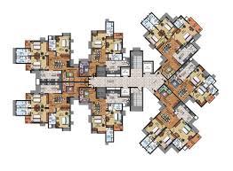D D Floor Plans Desai Homes Builders In Kerala Flats Apartments And Commercial