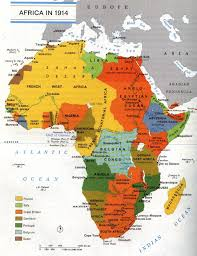 East Africa Map Quiz by Africa At The Dawn Of World War I 1914 Great Maps Pinterest