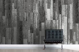 New Bedroom Wall Reclaimed Mosaic Wood Tiles Modern grey reclaimed wood tile pattern timber ash by artaic