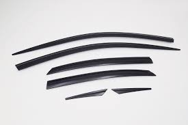 lexus nx200t uk lexus nx200t nx300h wind deflectors set 5 door 6 pieces