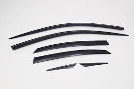 lexus nx200t uk lexus nx200t nx300h wind deflectors set 5 door 6 pieces
