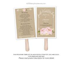 wedding planner terms and conditions template rustic pink wedding program fan template wedding program zoom