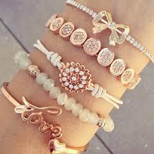 rose gold hand bracelet images 260 best rose gold copper images arm candies jpg
