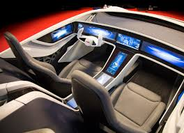 bosch unveils advanced new interior concept for ces 2016