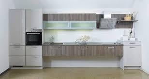 bauformat modern grey u0026 distressed wood wall mounted kitchen