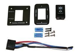 Carefree Awning Motor Carefree Awning Switch Rocker Switch R001605 Rv Parts Express