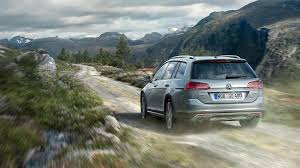 volkswagen alltrack offroad the new golf alltrack