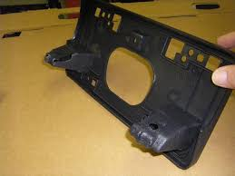 94 95 front license plate mounting bracket honda accord forum