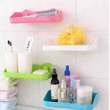 Corner Storage Shelves by Bathroom Shelves Home Bathroom Toilet Accessories Plastic Shelving