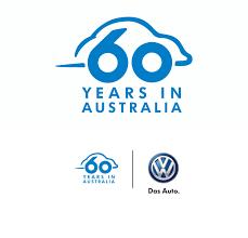 volkswagen australia volkswagen 60 years in australia graphis