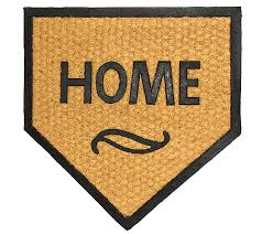 Don Aslett Doormat Geo Crafts Flat Weavetuffcor Home Plate Door Mat Page 1 U2014 Qvc Com