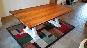 handmade dining room tables james james 6 u0027x37