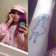 girli u0027s 5 tattoos u0026 meanings steal her style