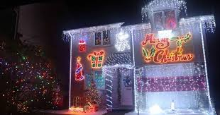 here are some of cornwall u0027s best christmas light displays ever