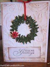 12 days of christmas cards day 1