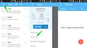 how to block someones number on android how to block text messages on android ubergizmo