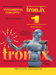tronix 1 complete lab fundamental concepts