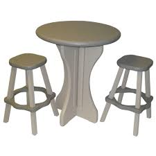 Patio Furniture Pub Table Sets - bar height dining sets outdoor bar furniture the home depot