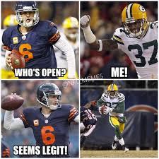 Bears Packers Meme - nfl memes on twitter recap of the bears vs packers game http