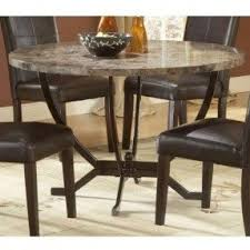 faux marble top dining table foter