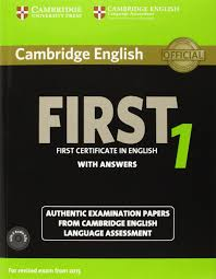 cambridge english first trainer six practice tests with answers