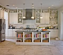 kitchen awesome open kitchen shelves decorating ideas open