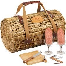 Wine Picnic Basket Picnic Time Verona Wine Basket Brand Blvd Inc Buy Promotional