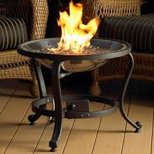 Discount Outdoor Fireplaces - tripod crystal fire pit woodlanddirect com outdoor fireplaces