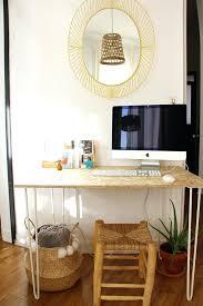 faire un bureau pas cher fabriquer un bureau pas cher comment fabriquer un bureau on