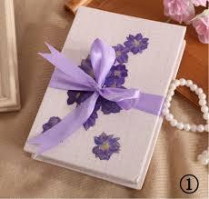 Accordion Photo Album Original Real And Dried Flowers U0026leaves Accordion Handmade Diy