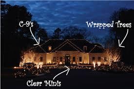 christmas light decoration company residential christmas light decorating holiday lights