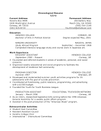 What Should A Good Resume Look Like Write Your Resume Coinfetti Co
