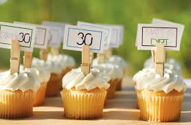 30th Birthday Dinner Ideas 30th Birthday Party The Dirty 30 B Lovely Events