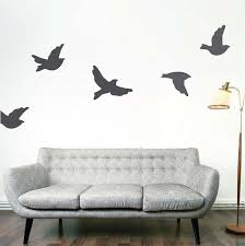 Flying Birds Wall Decals Trendy Wall Designs - Wall design decals