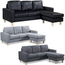 Chaise Corner Sofa Chaise Corner Sofa Ebay