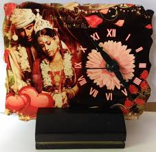 personalized picture clocks personalised clocks personalized table clocks wholesale trader