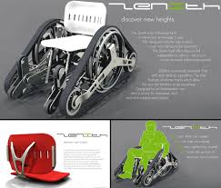 Power Chair With Tracks 35 Wildly Wonderful Wheelchair Design Concepts