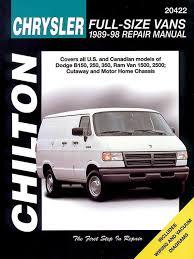 repair manual chilton 20422 fits 89 94 dodge b250 u2022 22 90 picclick