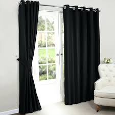Stylish Blackout Curtains Black Curtains Stylish Interior Designs With Black Curtains Black
