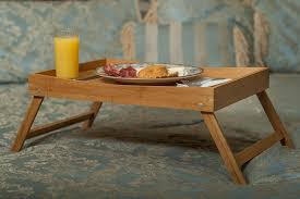 Trays For Coffee Table by Amazon Com Sb Trays Folding Bamboo Bed Tray Serve Breakfast In