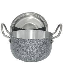 bartan hub enamle kunda tope small cookware set 1 5l buy online