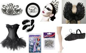 White Swan Halloween Costume Black Swan Costume Diy Guides Cosplay U0026 Halloween