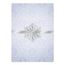 Snowflake Wedding Invitations 292 Mejores Imágenes De Winter Snowflake Wedding Invitations En