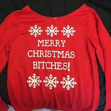 merry bitches sweater 60 sweaters merry bitches sweater from s